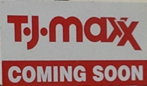 tj maxx coming soon